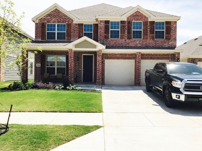 Photo for Large Spacious Home near Frisco