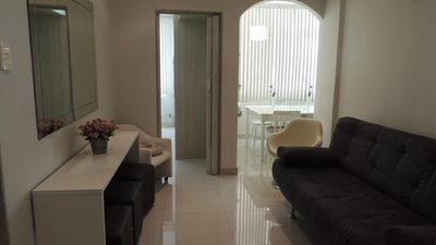 Photo for Copacabana Apartment Post 6 (renovated and clean)
