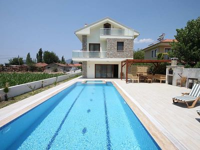 Photo for Stunning 5 Bedroom Villa With Mountain Views