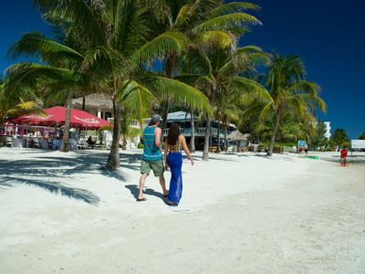Photo for Rustic Beachfront Hotel for Family and Couples!