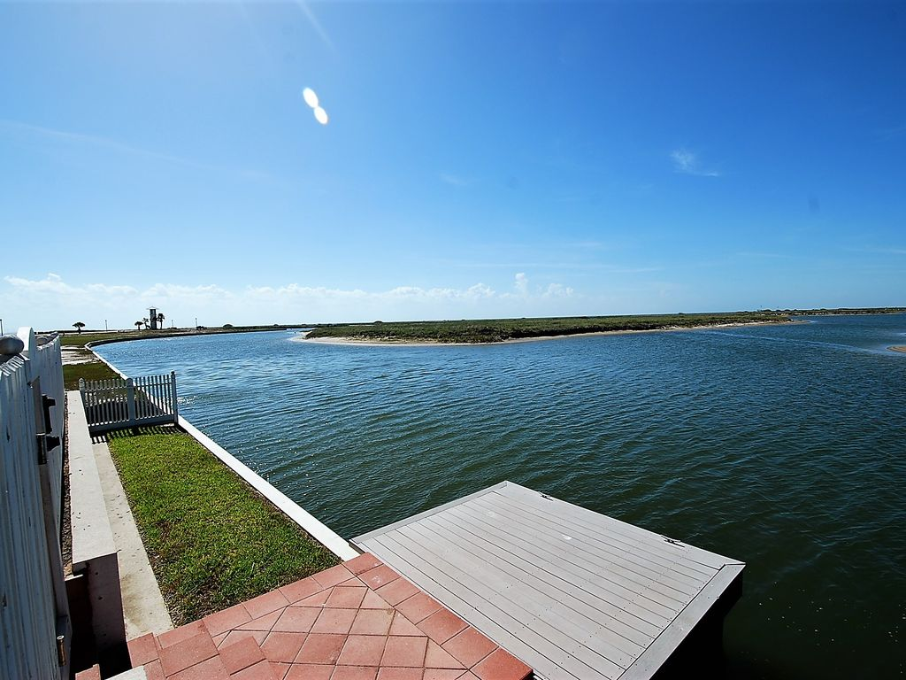 South Padre Island Rental With Private Pool