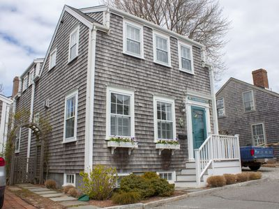 Photo for Downtown Nantucket fully renovated 3 bedroom with all new furniture in 2018