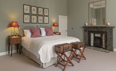 Photo for A luxurious Scottish Castle retreat for two people