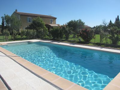 Photo for Bed & Breakfast, guest rooms, swimming pool and garden ...