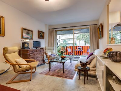 Photo for One bedroom Apartment, sleeps 3 in Sainte-Hélène with WiFi