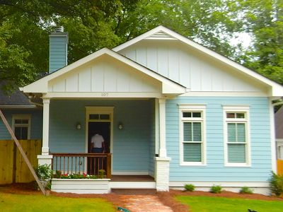 Photo for Lovely Bungalow in Beltline Neighborhood, Steps from MARTA