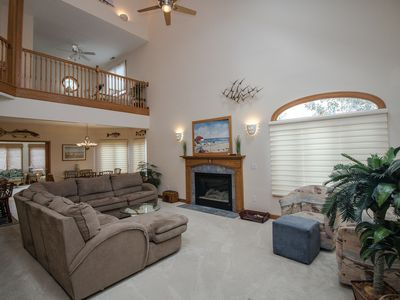 Photo for SP233: Complimentary Linens!* 4BR+Den & Loft Salt Pond Home - Golf, pool & More