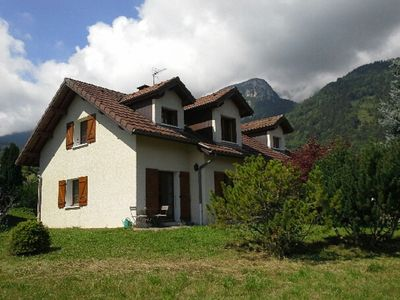 Photo for Doussard, Nice house 2 km from Lake Annecy
