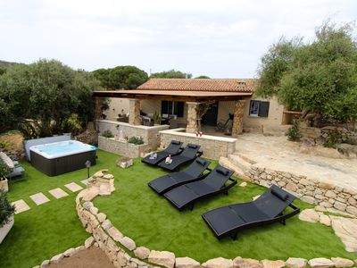Photo for Villa Magdala, a villa surrounded by the greenery of the island