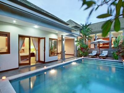 Photo for 1 Bedroom Pool Villa Canggu near Echo Beach, Daily housekeeping service