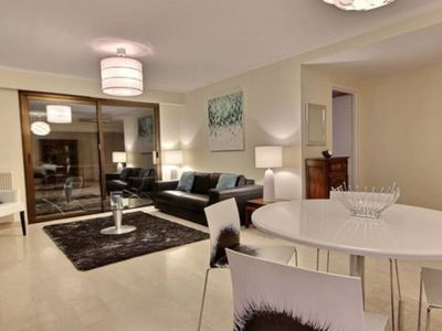 Photo for AMAZING 1-BEDROOM APARTMENT HEART OF CANNES