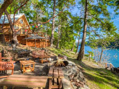 Photo for NEW LISTING! BEACH & DOCK ACCESS! AMAZING VIEW! (Neil Bay Waterfront Retreat)