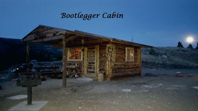 Photo for The Bootlegger Cabin at Beartooth Lodge on the Clarks Fork of the Yellowstone