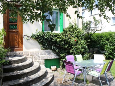 Photo for Maison Flor, Independent garden, Animals accepted, Linen provided, Wifi