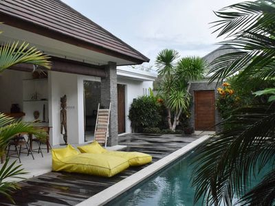 Photo for Cozy and luxury villa 2 Bedroom Seminyak
