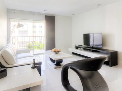 Photo for Le Cartier 430 - Condo 5 people., Sunny Isles