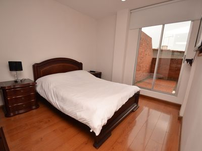 Photo for CINDY - 1 Br.  Executive Apartment with private terrace