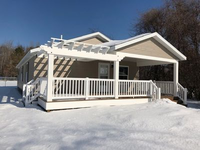 Photo for Newly remodeled vacation home in downtown Frankfort, MI