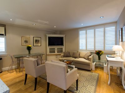 Photo for Fantastic One Bedroom Apartment on Sloane Avenue in London - NGH