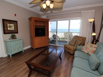 Photo for Palm Beach D45- Newly Listed Condo with Gorgeous Beach Views!