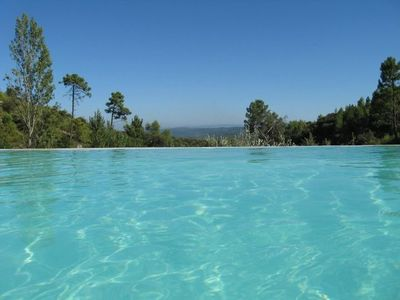 Photo for 19th Century Provencal Bastide and Infinity pool