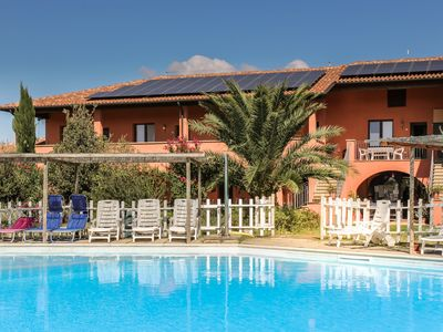 Photo for Borgo Campetroso apartments in the countryside, 2 swimming pools, restaurant 20 km from the sea