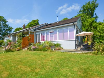 Photo for Lovely, bright holiday home with nice views and a sunny garden