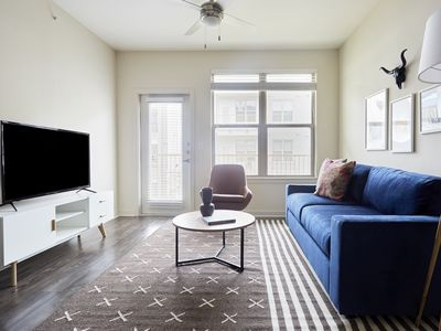 Photo for Sonder | Eastside Station | Chic 1BR + Balcony