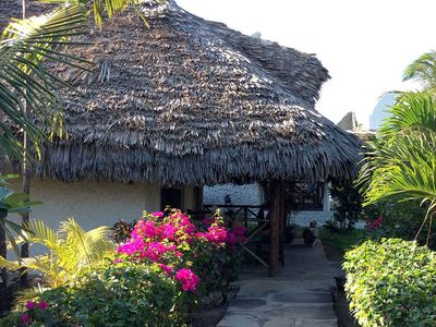 Photo for Spend all day on the Watamu beaches and return to your wonderful B&b