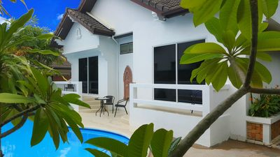 Photo for TROPICAL VILLA 'COZY POOL' - 4 BEDROOMS - PRIVATE POOL - SOUTH PATTAYA