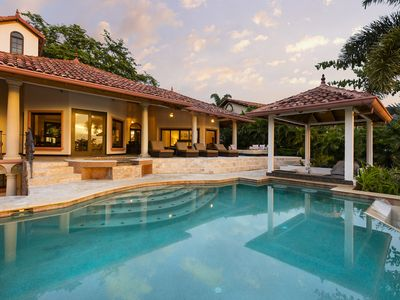 Photo for Ocean view, luxury villa in private gated community