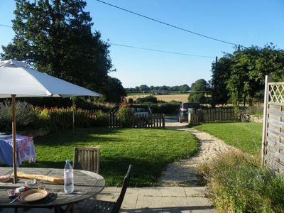 Photo for 2BR House Vacation Rental in Locmaria-Grand-Champ, Bretagne