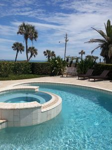 Photo for Spacious Oceanfront House with Pool - Great for Families!