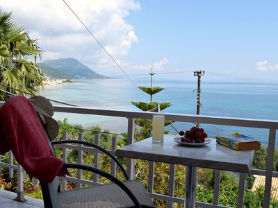 Photo for Eden Sea view studios (2 people) with panoramic sea views