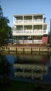 All inclusive price for 7 days! Rent,golf car,cleaning,linens.Spring breaks open