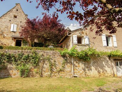 Photo for 2BR Cottage Vacation Rental in ROSIERS (CHASTEAUX)