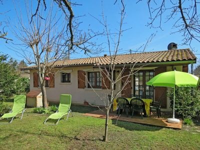 Photo for 3 bedroom Villa, sleeps 6 in Hourtin with WiFi