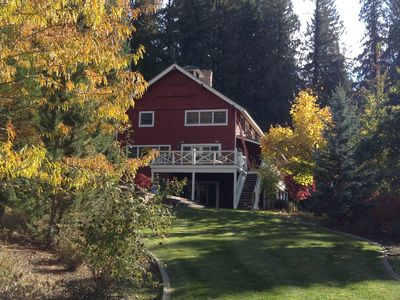 Photo for 2BR Apartment Vacation Rental in Hayden Lake, Idaho