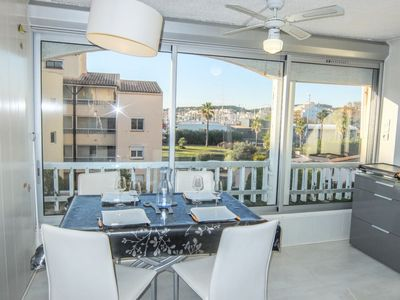 Photo for Apartment Les Goélands in Cap d'Agde - 4 persons, 2 bedrooms