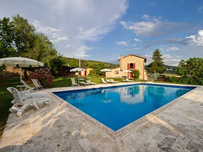 Photo for 2BR Apartment Vacation Rental in Rapolano Terme, Tuscany
