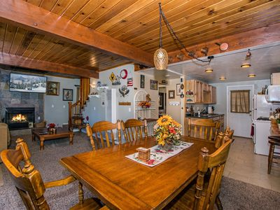 Photo for New Listing! MOUNTAIN DREAM LODGE- Minutes to Slopes and Downtown