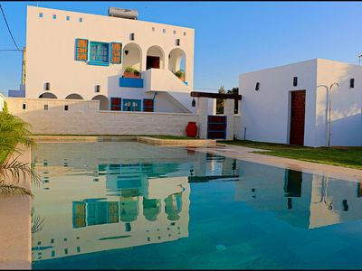 Photo for Apartment with pool near Conil
