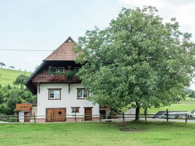 Photo for Beautiful apartment with covered balcony in the Black Forest
