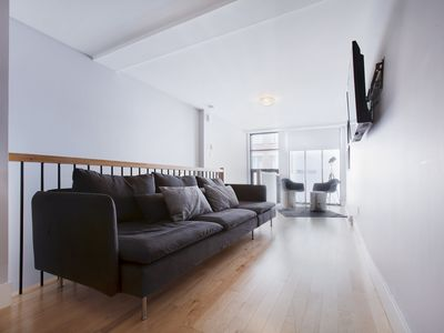 Photo for Sonder | Jeanne-Mance Park | Sunny 5BR + Balcony