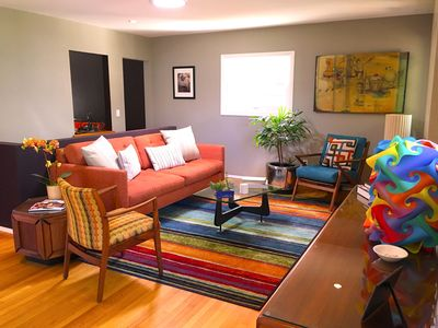 Photo for Mid-Century Ranch, country vibes in the city