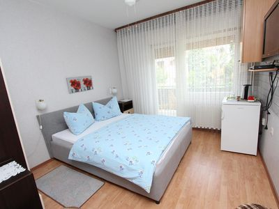 Photo for Rooms and Apartment Stefan / STEFAN Double Room with Balcony 3