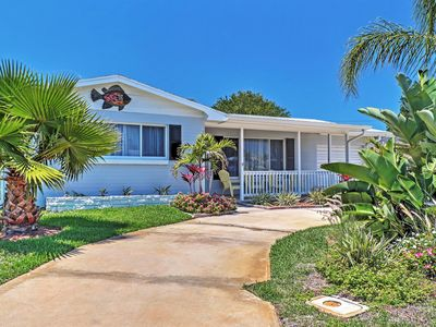 Photo for 2BR Ormond Beach Bungalow w/Patio & Quiet Setting