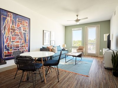 Photo for Sonder   East 5th   Chic 1BR + Pool