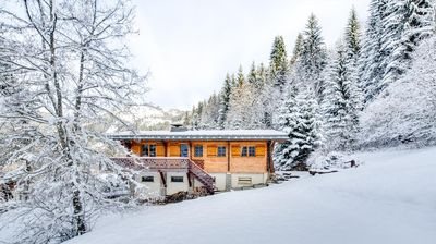 Photo for This property is located 850 m from the ski lifts of Linga (Portes du Soleil ski area).