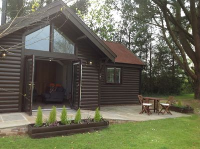 Blackberry Lodge - sleeps 2 - Brand new in 2016
